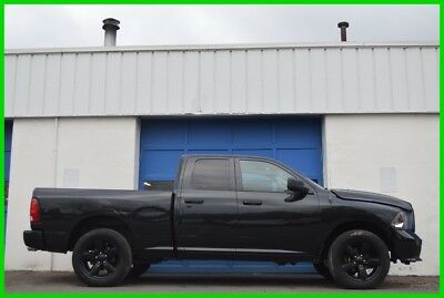 2016 Ram 1500 Tradesman/Express Repairable Rebuildable Salvage Lot Drives Great Project Builder Fixer Easy Fix