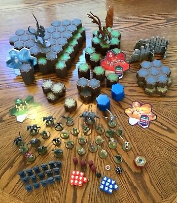 HEROSCAPE Master Set  RISE OF THE VALKYRIE - Complete