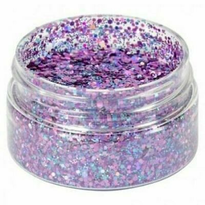 Cosmic Shimmer Holographic Glitterbitz - MERMAID PURPLE