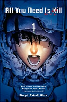 Planet Manga - All You Need Is Kill 1 - Nuovo !!!