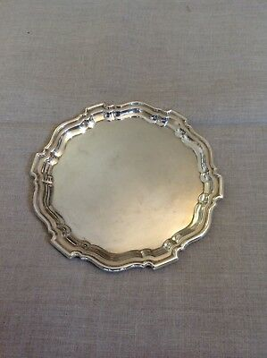 Mappin & Webb Silver Plated Card Tray