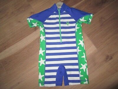 Next Baby Boys Swimsuit Age 12-18 Months Worn Once Summer