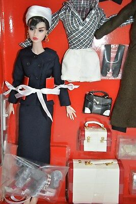 NRFB Most Sophisticated Poppy Parker as Sabrina Doll - HTF Poppy Grail!