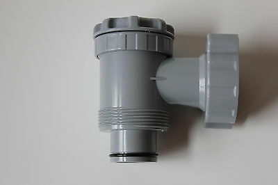 Bestway On Off Plunger Valve & Strainer Swimming Pool Filter Pump Replacement
