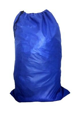 Extra Large Laundry Bag Sack with Drawstring Commercial Style Assorted Colour