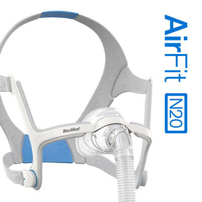 AirFit™ N20 Nasal CPAP Mask with Headgear (Size L)