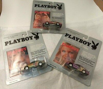 Playboy Limited Collectibles Car 1:64 Scale Die Cast  Rare Find