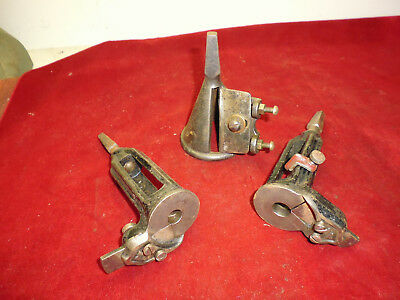 2 Hollow Augers & 1 Dowel Pointer