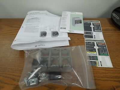 Merlin Gerin Compact NS Field-Installable Lug Kit w/ Terminal Screws w/ Labels