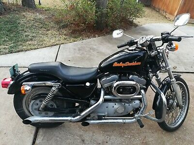 1999 Harley-Davidson Sportster  Excellent Condition 1200cc Custom (Garage Kept)