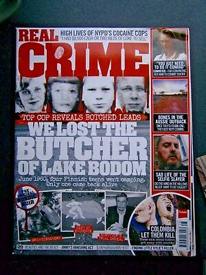 Real Crime Magazine Issue 28 (new) 2017