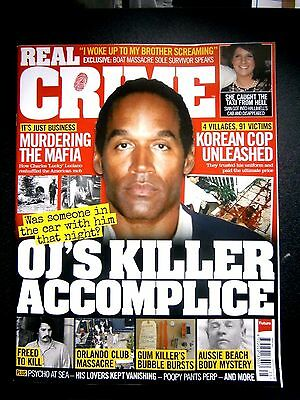 Real Crime Magazine Issue 25 (new) 2017