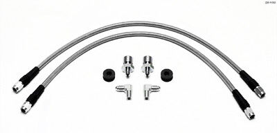 "WILWOOD 220-11382 16"" -3 BRAKE LINE KIT for 2010-14 Camaro #5215"