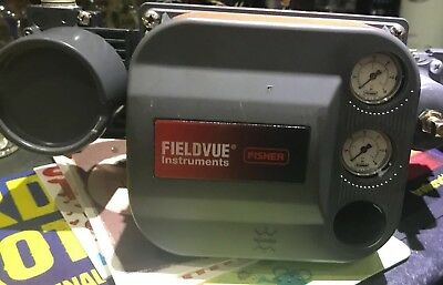 FISHER DVC6200 Digital Valve Controller