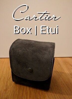* ** CARTIER ** * Box | Etui | Watch & Travel Box | Uhrenbox & Verpackung