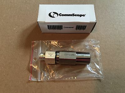 "Commscope Cr540Nf 35601 N Female For 1/2"" Cell Reach Cable"