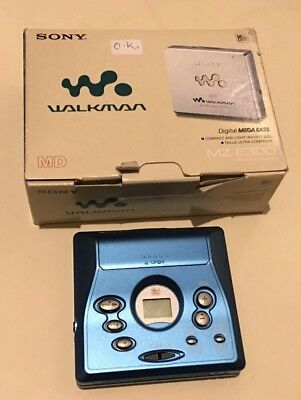 Sony Walkman MZ-E300 Personal Mini Disc Player-Digital Mega