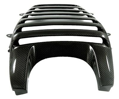 Real Carbon, auspuff-abdeckung/Ram-Air, Vent - McLaren MP4-12C, 650S
