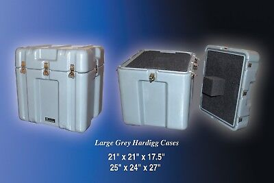 HARDIGG Shipping Cases, Waterproof, Military Grade Latched, Several Available