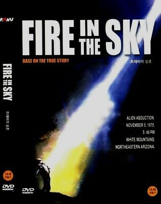 Fire in the Sky (1993)  New Sealed DVD / Sweeney, Robert Patrick