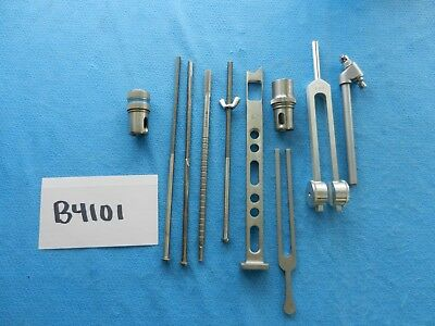 Zimmer Richards Surgical Orthopedic Instruments Lot Of 10