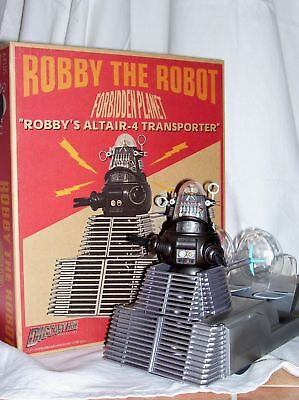 Robby the Robot,Altair-4,Forbidden Planet,Lost in Space