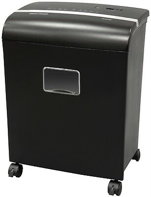 Sentinel FM121P 12-Sheet High Security Micro Cut Paper Shredder with Pullout Bin