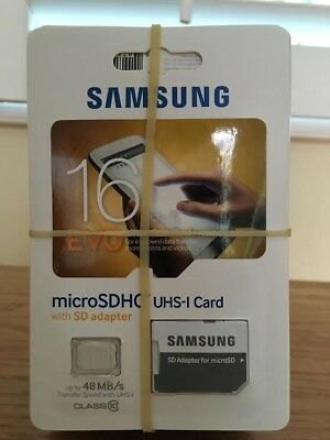 Samsung MicroSD Micro SD to SDHC Memory Card Adapter Reader
