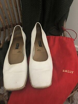 Bally Shoes Size 7.5 Vintage