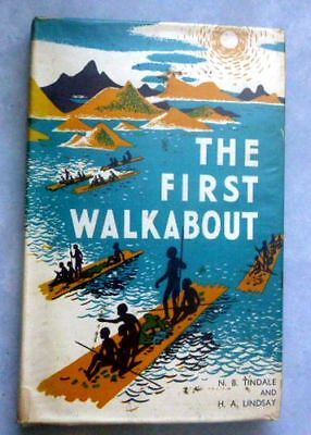The first walkabout book.  NB Tindale & HA Lindsay