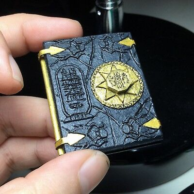1:6 Book of the Dead Miniature-The Mummy Replica Prop-Artisan Hot Toys Dollhouse