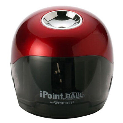 Vertical Pencil Sharpener Automatic Battery Powered Double Blade Fast Sharpening