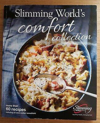 Slimming Wolrd Comfort Collection Recipe Book