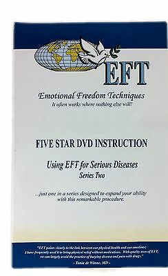 Emotional Freedom Techniques-Using EFT for Serious Diseases Series Two - 8 DVDs
