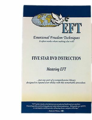 EFT: Emotional Freedom Techniques: MASTERING EFT (DVD set/course) (8-DVD set)