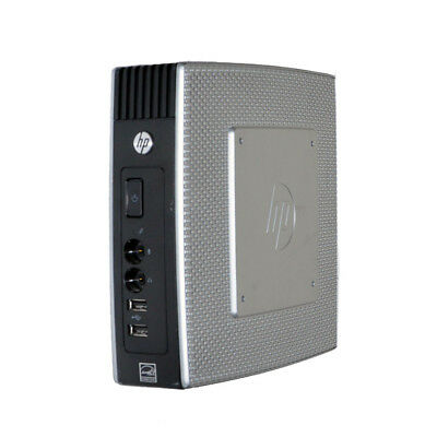 HP T510 Thin Client VIA Eden x2 1Ghz CPU 4GB RAM 16GB Flash HDD