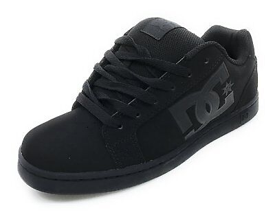 Scarpe Skate DC Shoes Serial Graffik Black Black 41 43 45 Ultimi Rimasti!