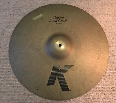"Zildjian 18"" K Dark Crash"