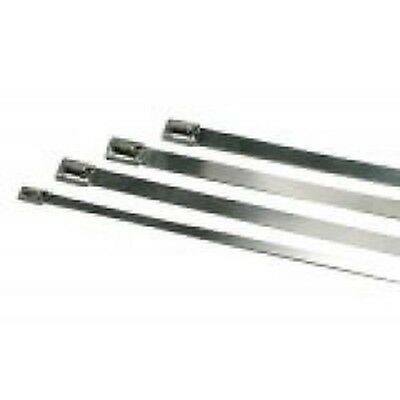 Stainless Steel Cable Tie 300x4, 5 - 100er Ve