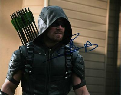 STEPHEN AMELL - Arrow GENUINE AUTOGRAPH UACC (HA15281)