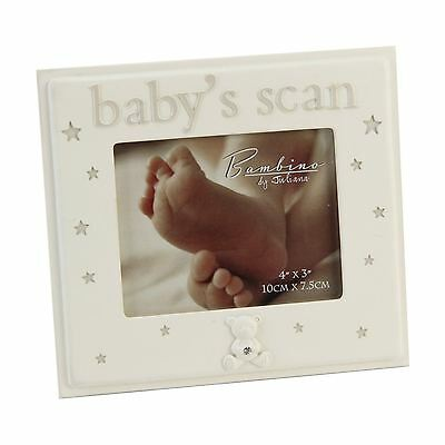 Baby Scan Photo Frame By Bambino Great Gift For Baby's First Picture
