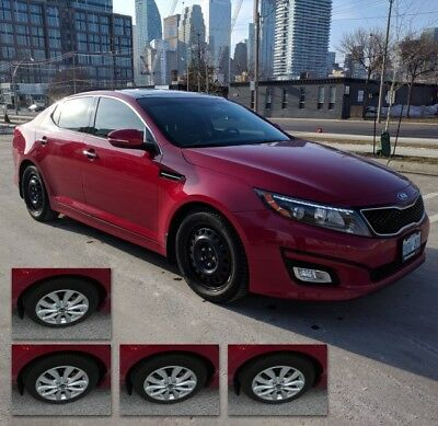 Kia: Optima EX Sunroof 2015 Kia Optima EX | Leather | Panoramic Sunroof | Winter Tires | BTC Accepted
