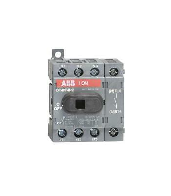 ABB 40A 4 Pole Isolator