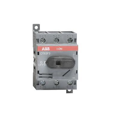 ABB 63A 3 Pole Isolator