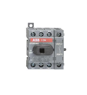 ABB 25A 4 Pole Isolator