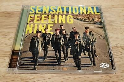"SF9 [에스에프나인] - ""Sensational Feeling Nine"" Japan Album [FNC 2017 KPOP - JPOP]"
