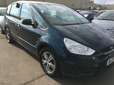 07 Ford S-Max 1.8 Tdci 125 Bhp Zetech 7 Seats, Climate, Alloys, Very Very Clean