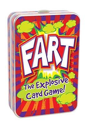 Fart Playing Cards Playing Cards Poo Kids Family Fun Game Novelty