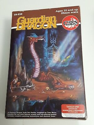 Ral Partha Guardian Dragon Dungeons & Dragons