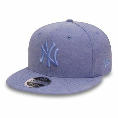 CAPPELLINO NEW ERA 39Thirty Mlb New York Yankees Washed Blu Uomo ... 9a11a4a380d9